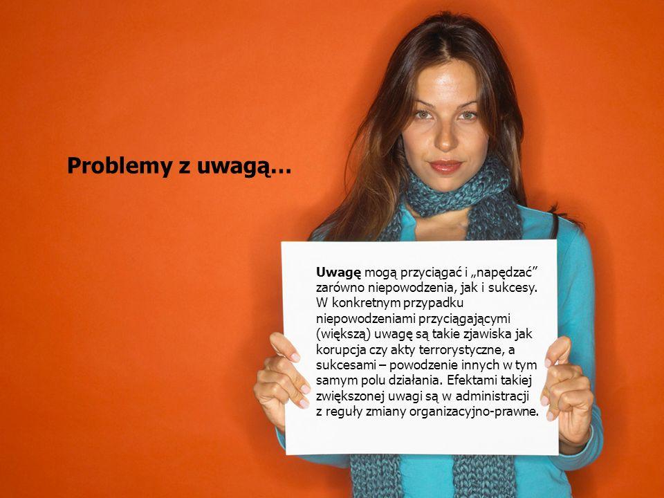 Problemy z uwagą…