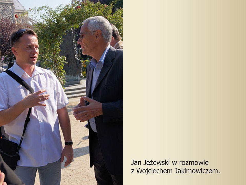 Jan Jeżewski w rozmowie