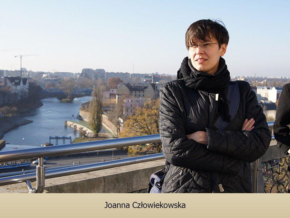 Joanna Człowiekowska