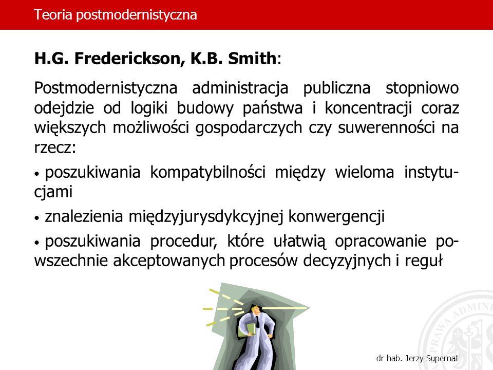 Teoria postmodernistyczna
