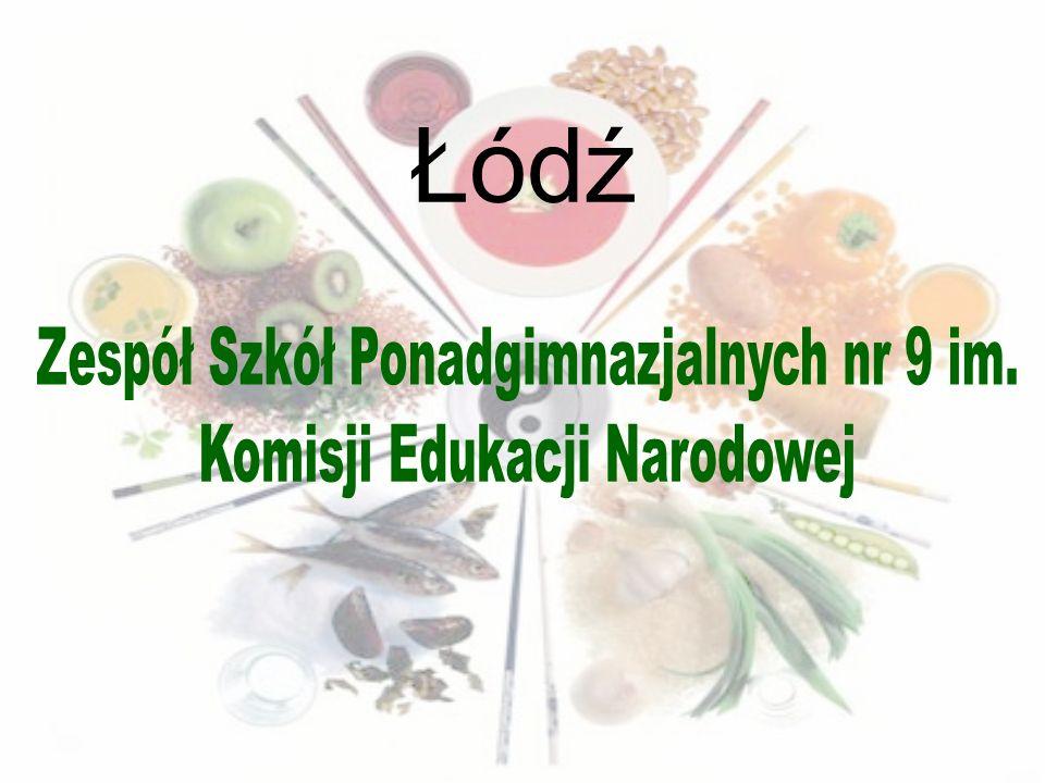 Łódź Zespół Szkół Ponadgimnazjalnych nr 9 im.