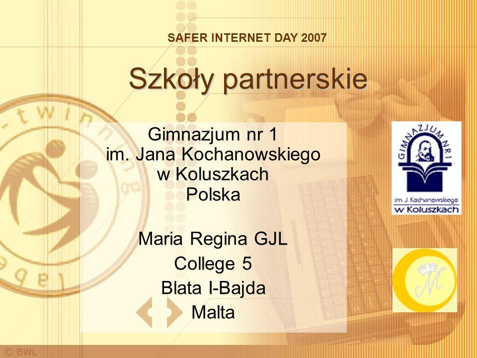 Gimnazjum nr 1 im. Jana Kochanowskiego w Koluszkach Polska