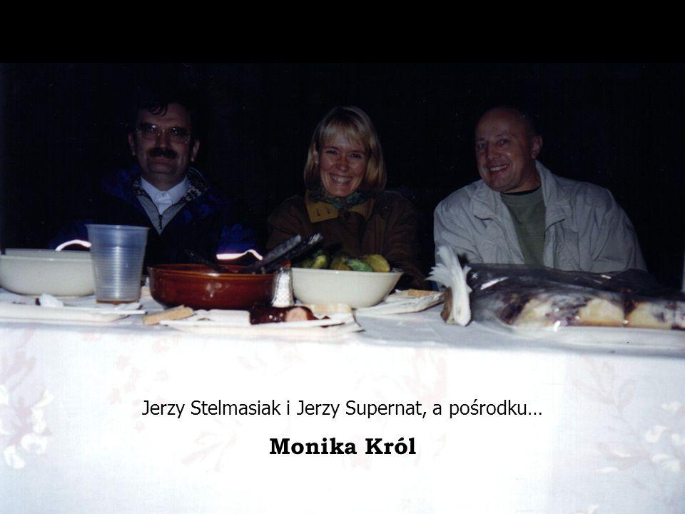 Jerzy Stelmasiak i Jerzy Supernat, a pośrodku…