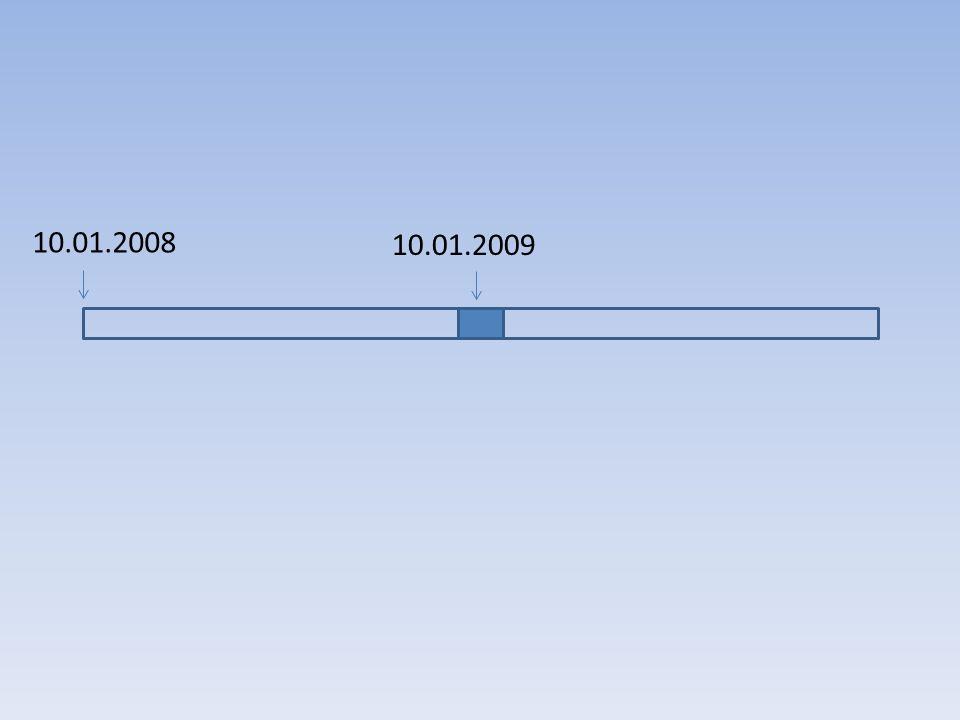 10.01.2009 10.01.2008