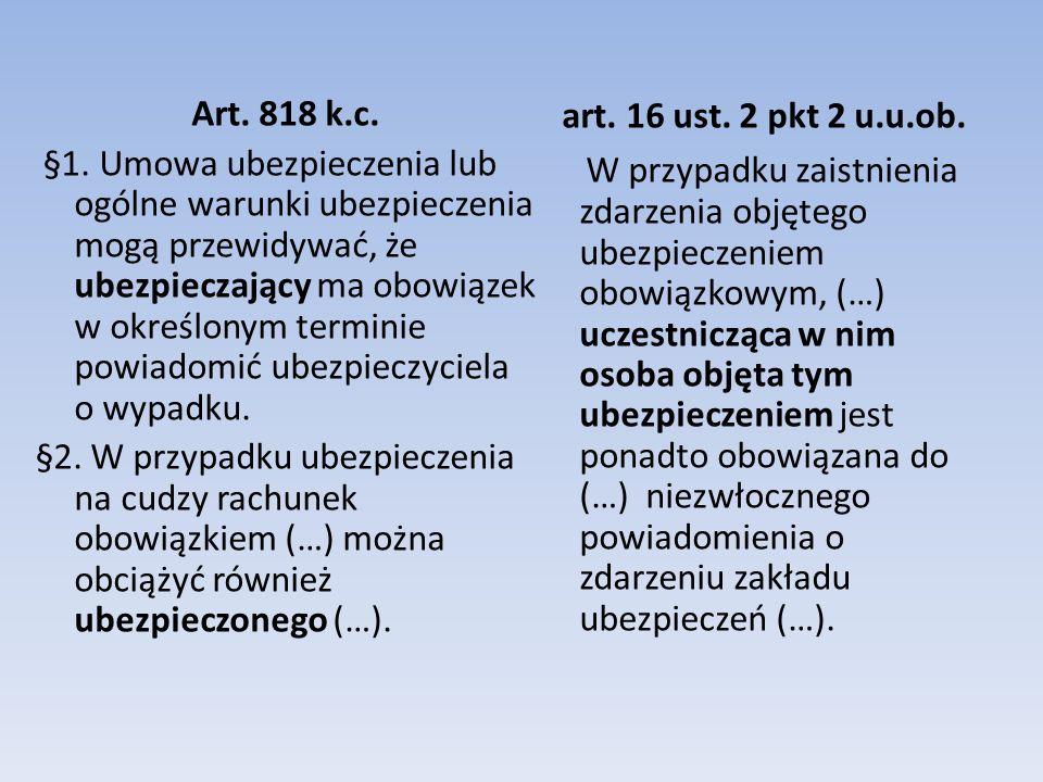 Art. 818 k.c.
