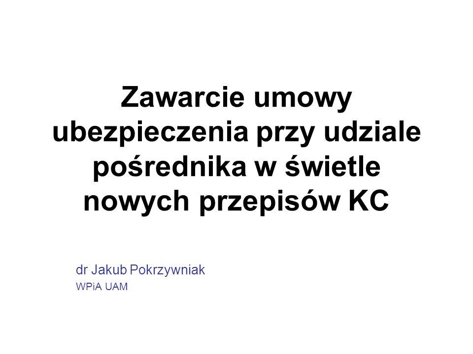 dr Jakub Pokrzywniak WPiA UAM