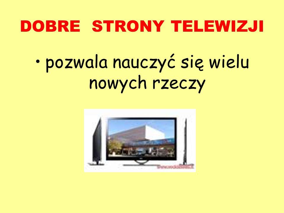 DOBRE STRONY TELEWIZJI