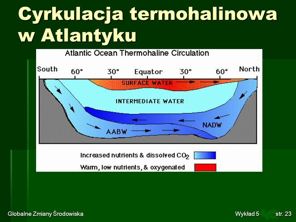 Cyrkulacja termohalinowa w Atlantyku