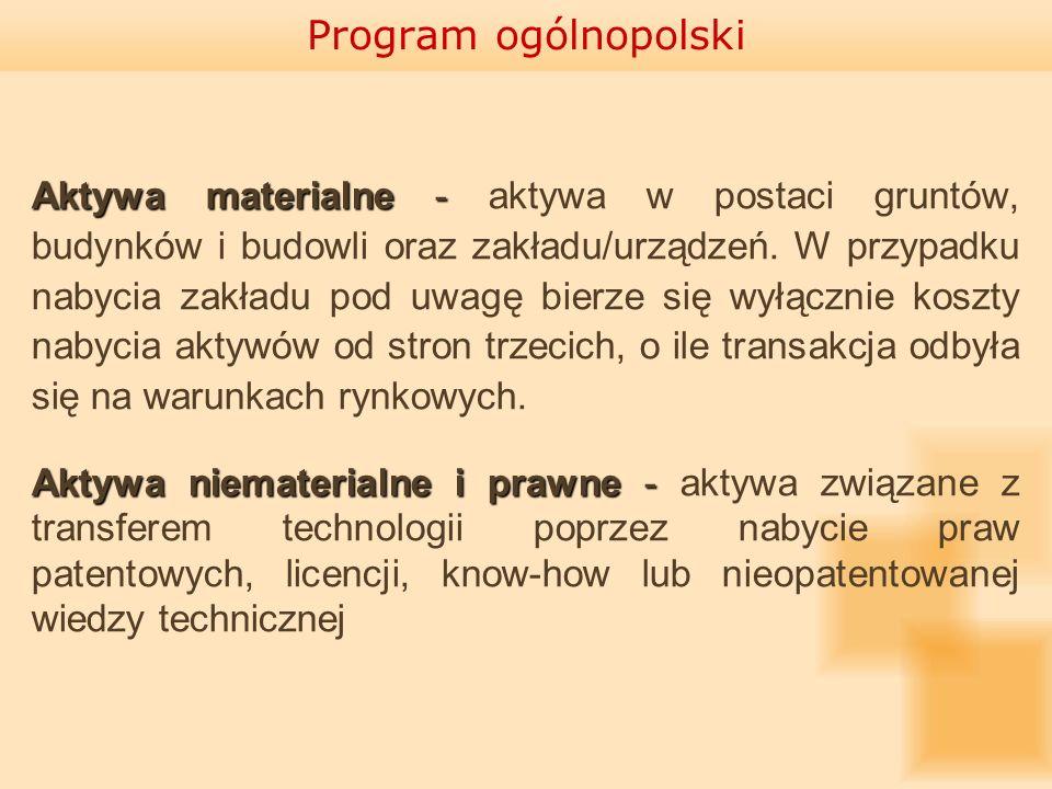 Program ogólnopolski