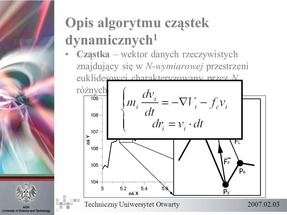 Opis algorytmu cząstek dynamicznych1