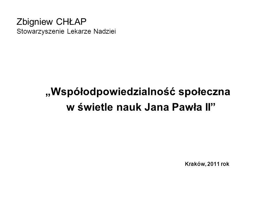 Zbigniew CHŁAP Stowarzyszenie Lekarze Nadziei