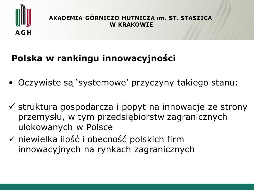 AKADEMIA GÓRNICZO HUTNICZA im. ST. STASZICA W KRAKOWIE