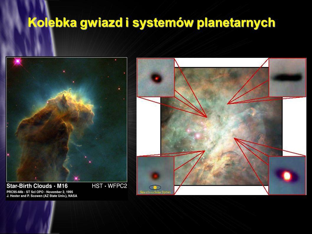 Kolebka gwiazd i systemów planetarnych