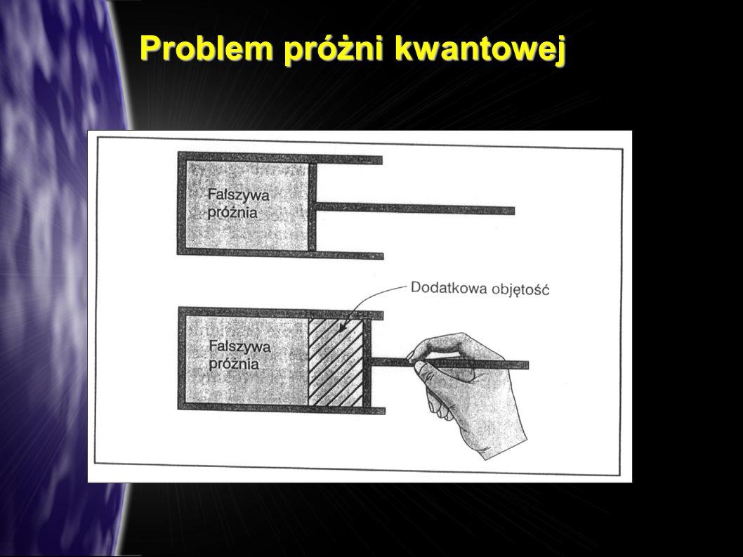 Problem próżni kwantowej
