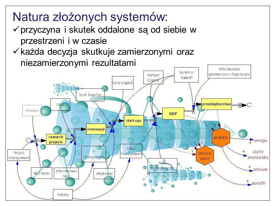 Natura złożonych systemów: