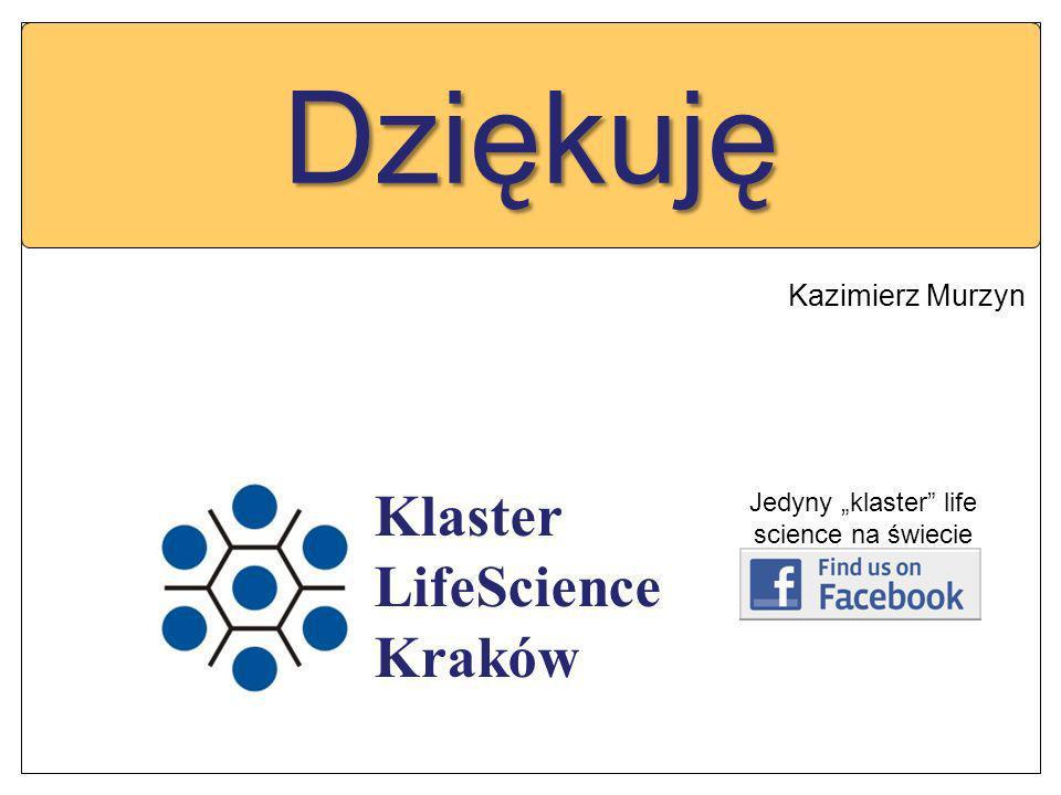 "Jedyny ""klaster life science na świecie"