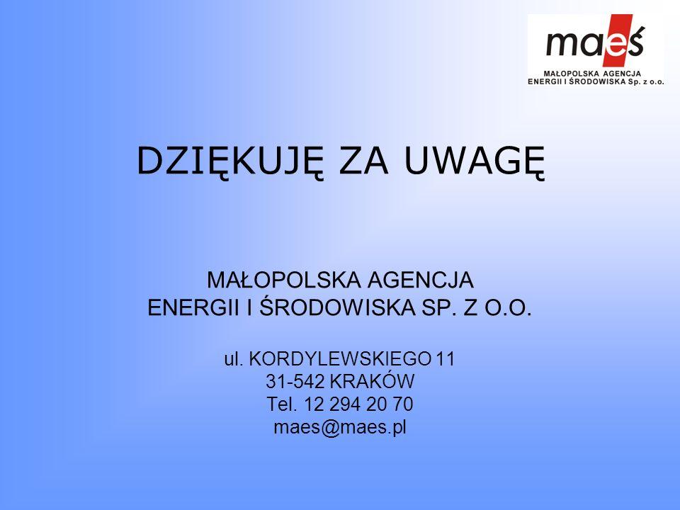 ENERGII I ŚRODOWISKA SP. Z O.O.