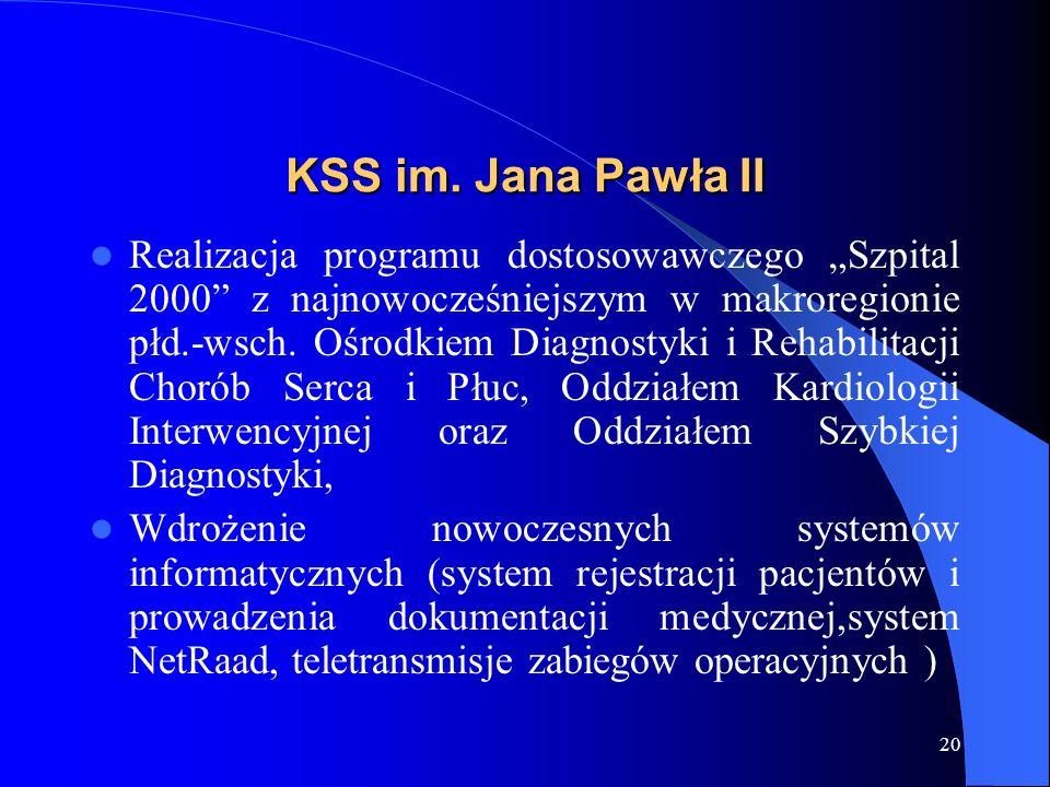 KSS im. Jana Pawła II