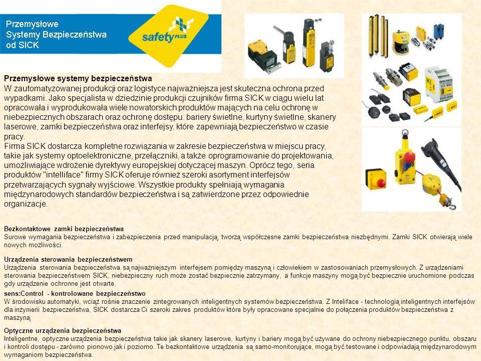Przemysłowe systemy bezpieczeństwa