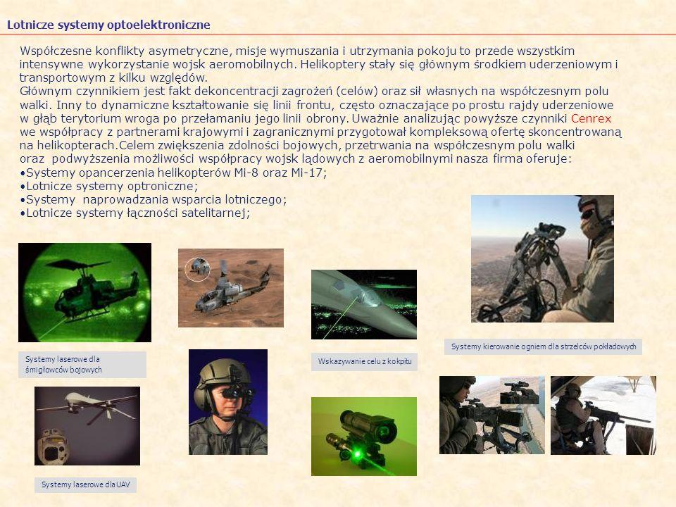 Lotnicze systemy optoelektroniczne