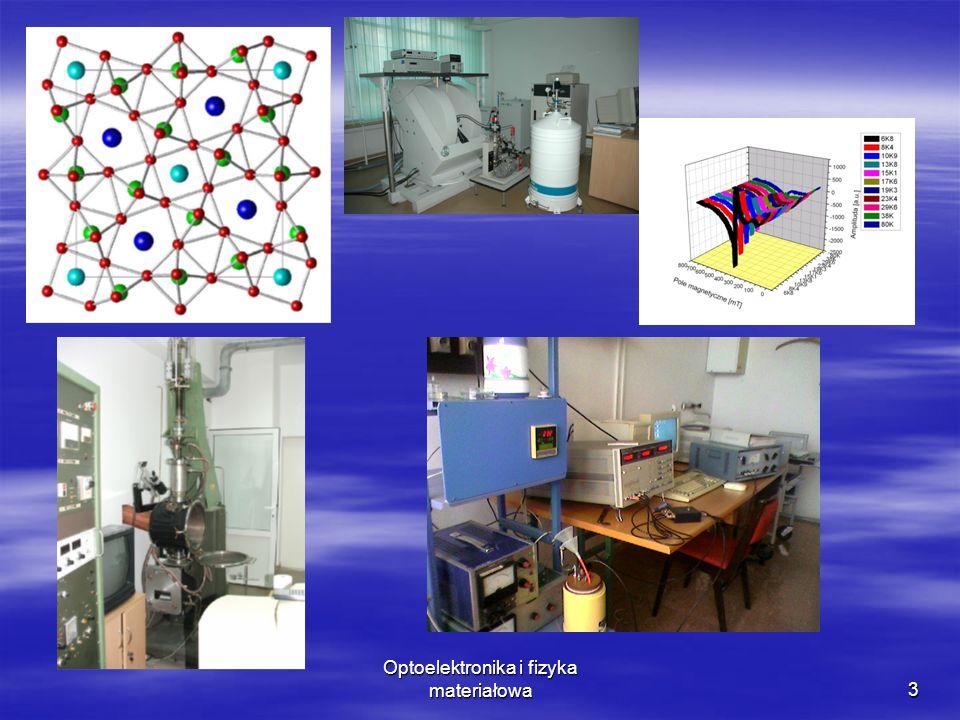 Optoelektronika i fizyka materiałowa