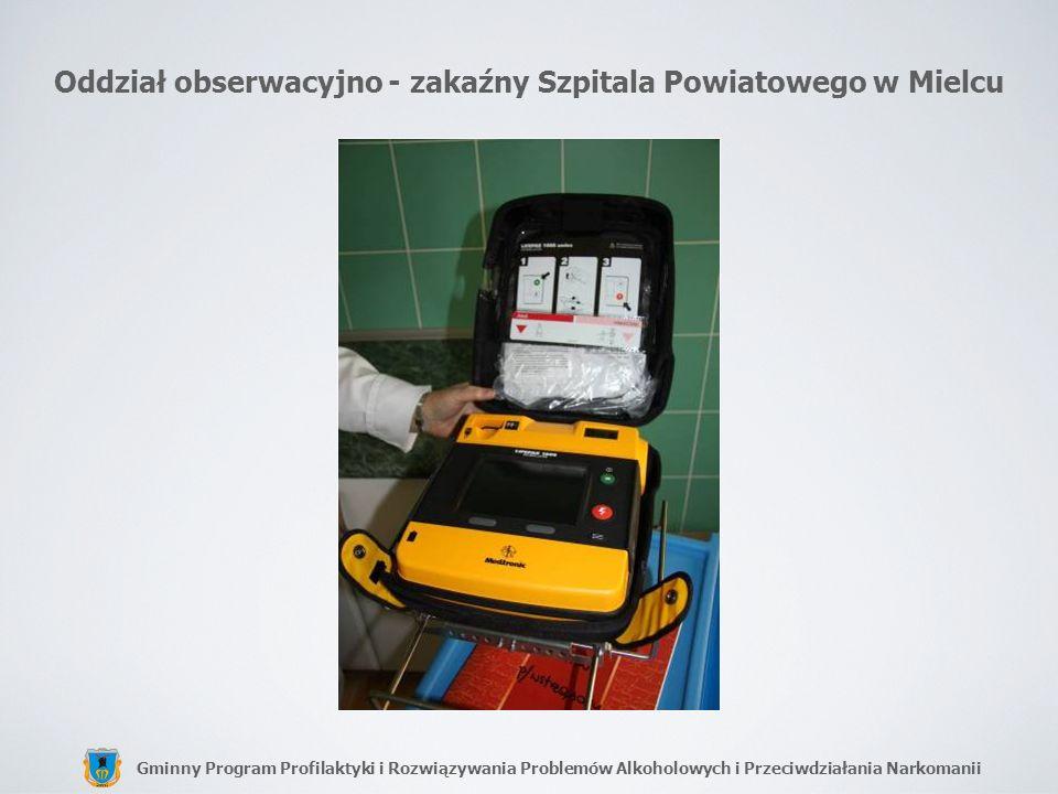 Oddział obserwacyjno - zakaźny Szpitala Powiatowego w Mielcu