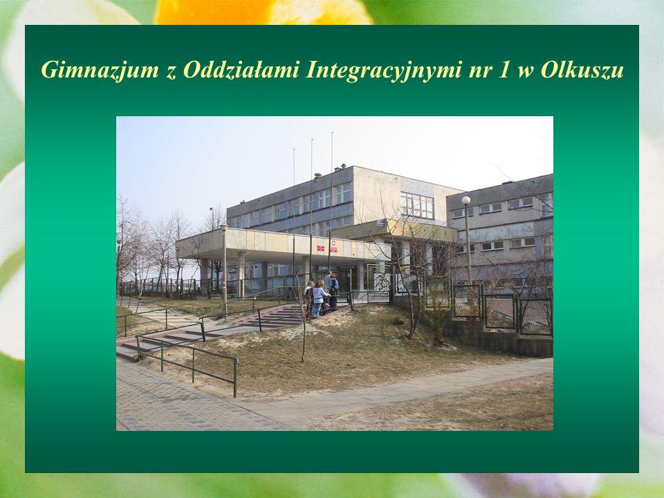 Gimnazjum z Oddziałami Integracyjnymi nr 1 w Olkuszu