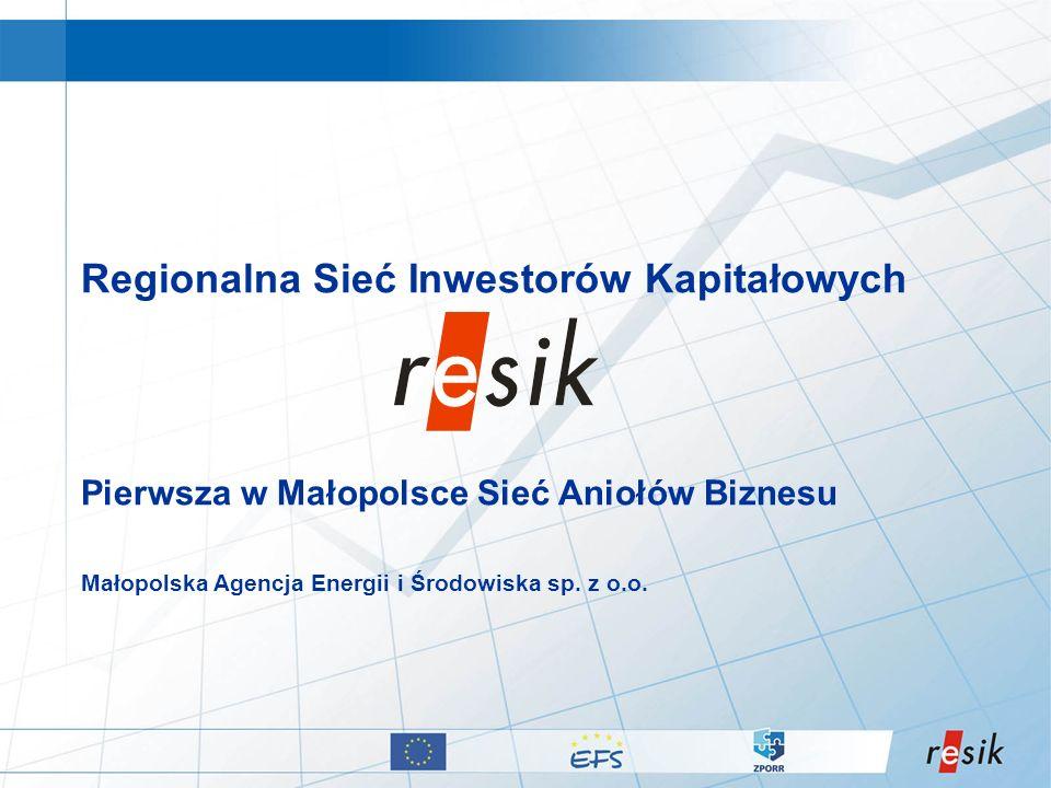 Regionalna Sieć Inwestorów Kapitałowych