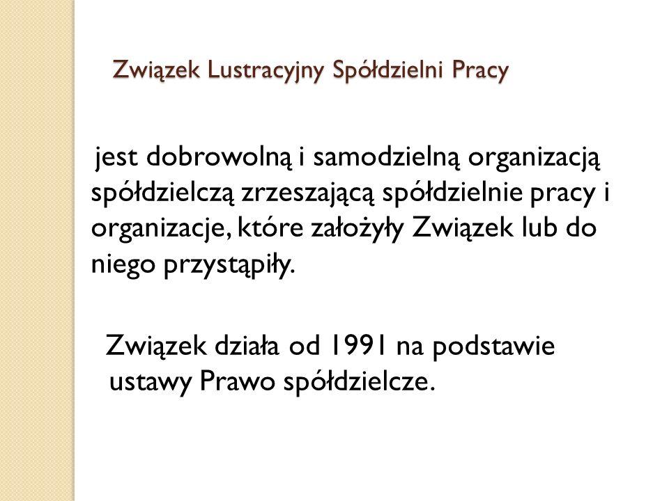 Związek Lustracyjny Spółdzielni Pracy