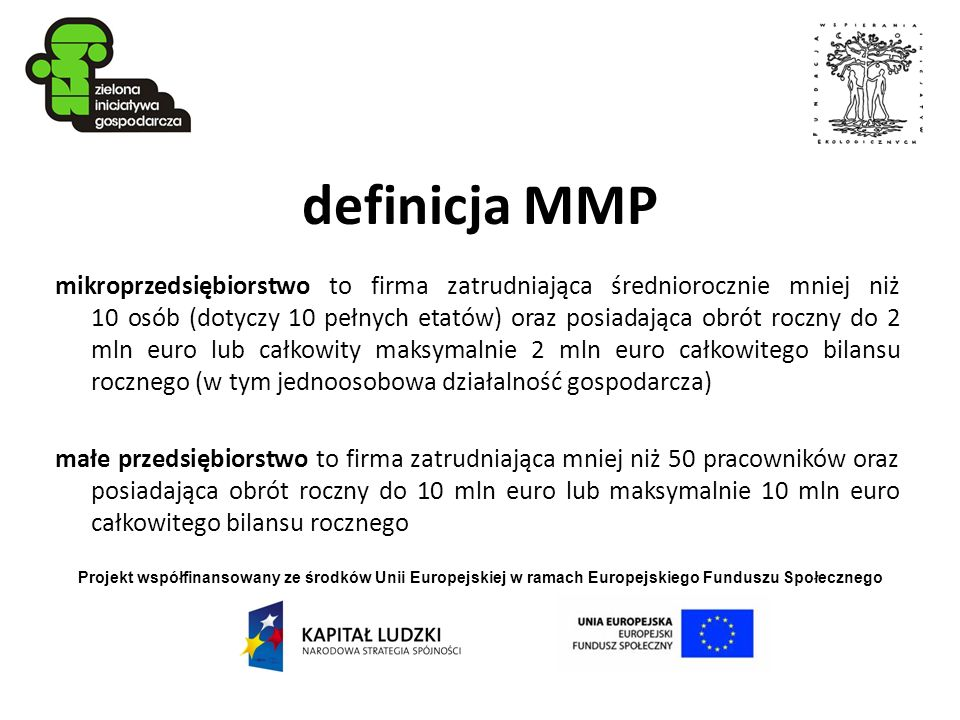 definicja MMP