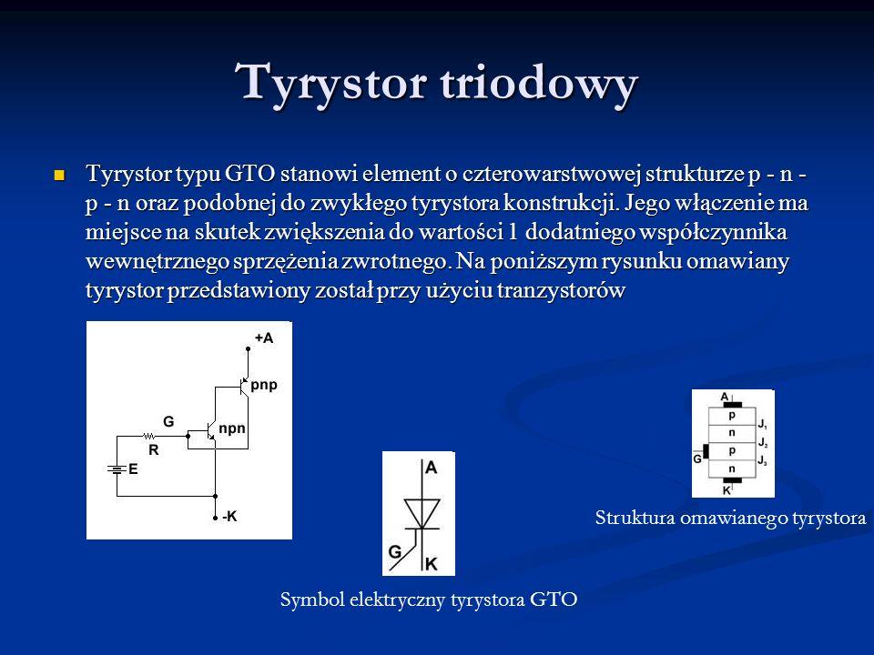 Tyrystor triodowy
