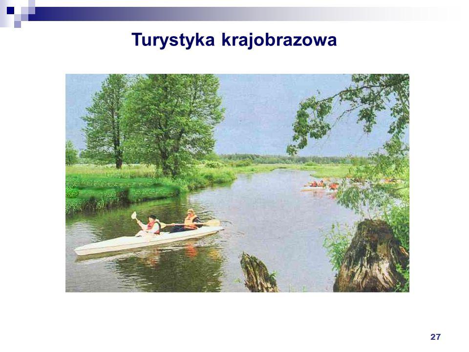 Turystyka krajobrazowa