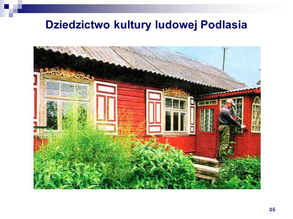 Dziedzictwo kultury ludowej Podlasia
