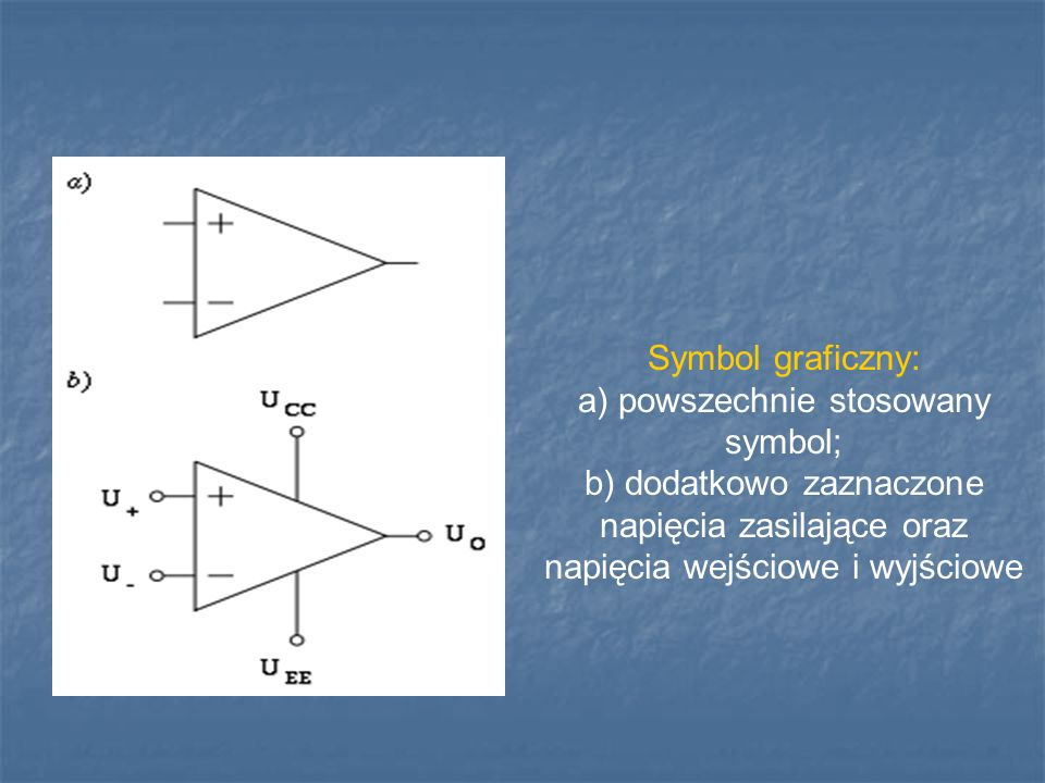 a) powszechnie stosowany symbol;