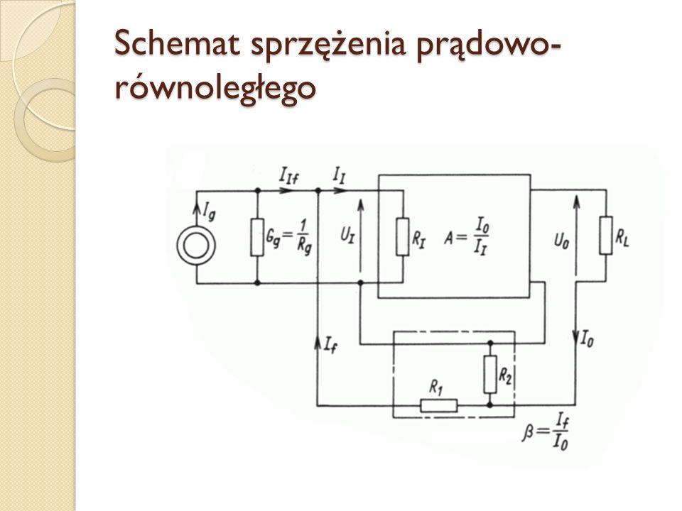 Schemat sprzężenia prądowo-równoległego