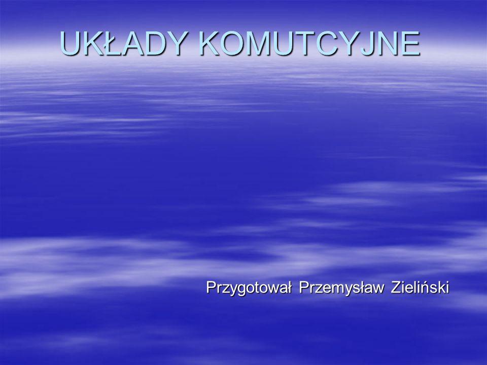 Przygotował Przemysław Zieliński