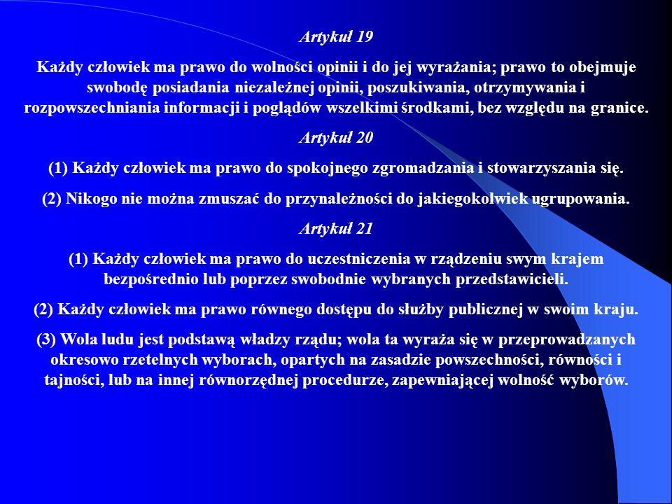 Artykuł 19
