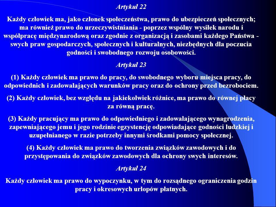 Artykuł 22