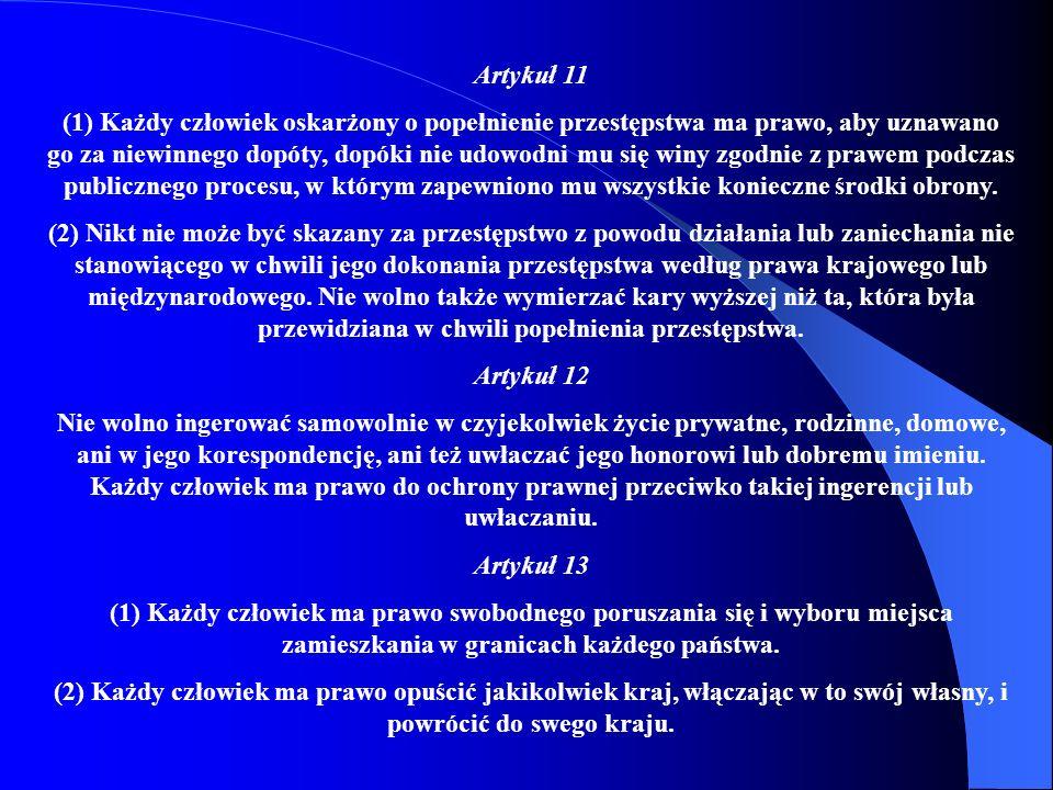 Artykuł 11