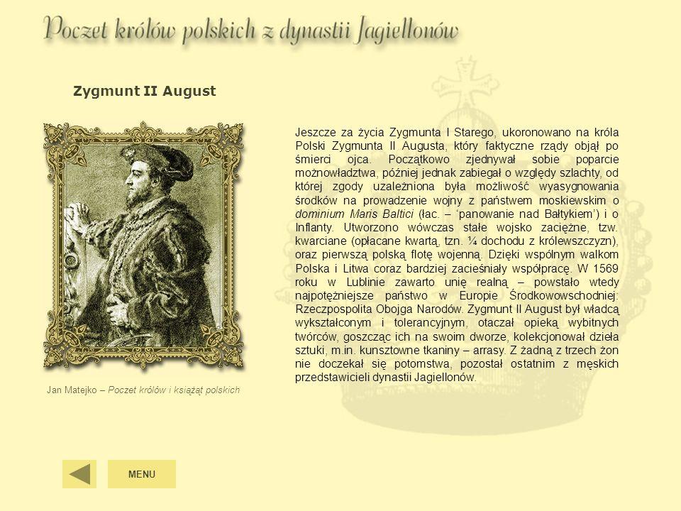 Jan Matejko – Poczet królów i książąt polskich