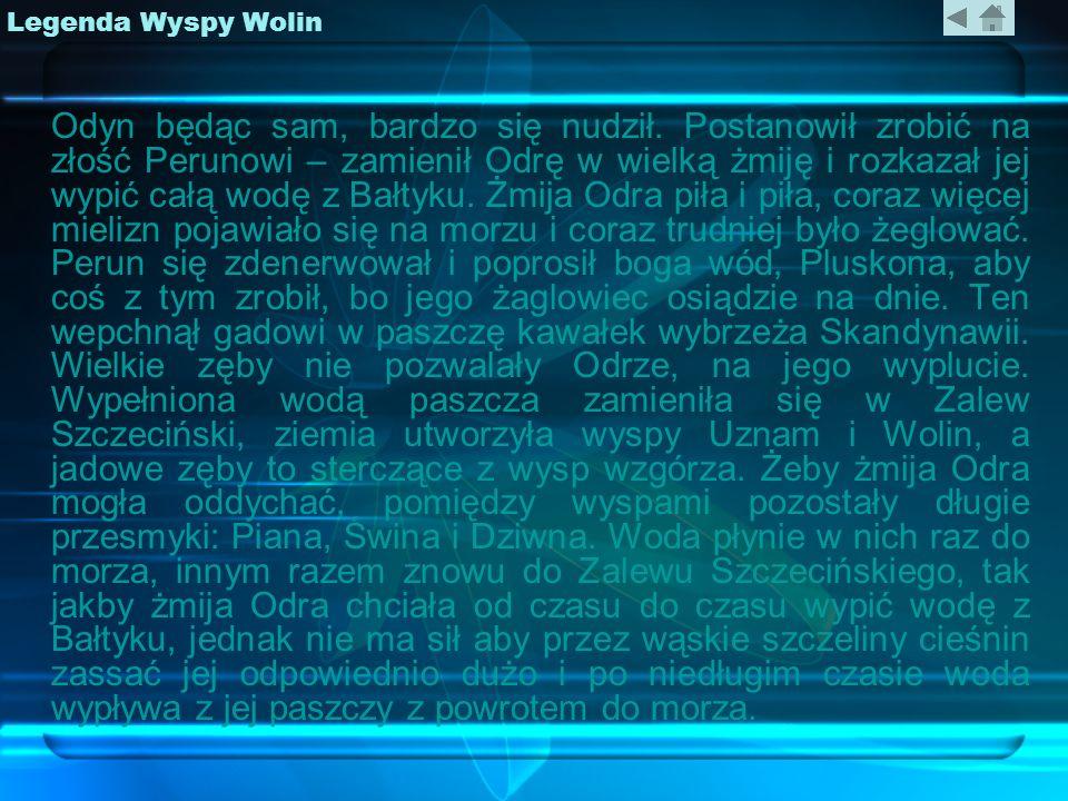 Legenda Wyspy Wolin