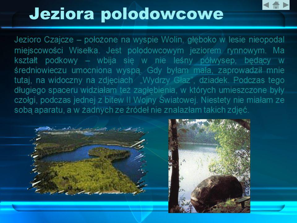 Jeziora polodowcowe