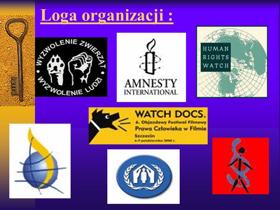 Loga organizacji :
