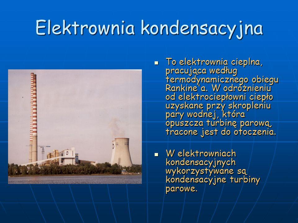 Elektrownia kondensacyjna