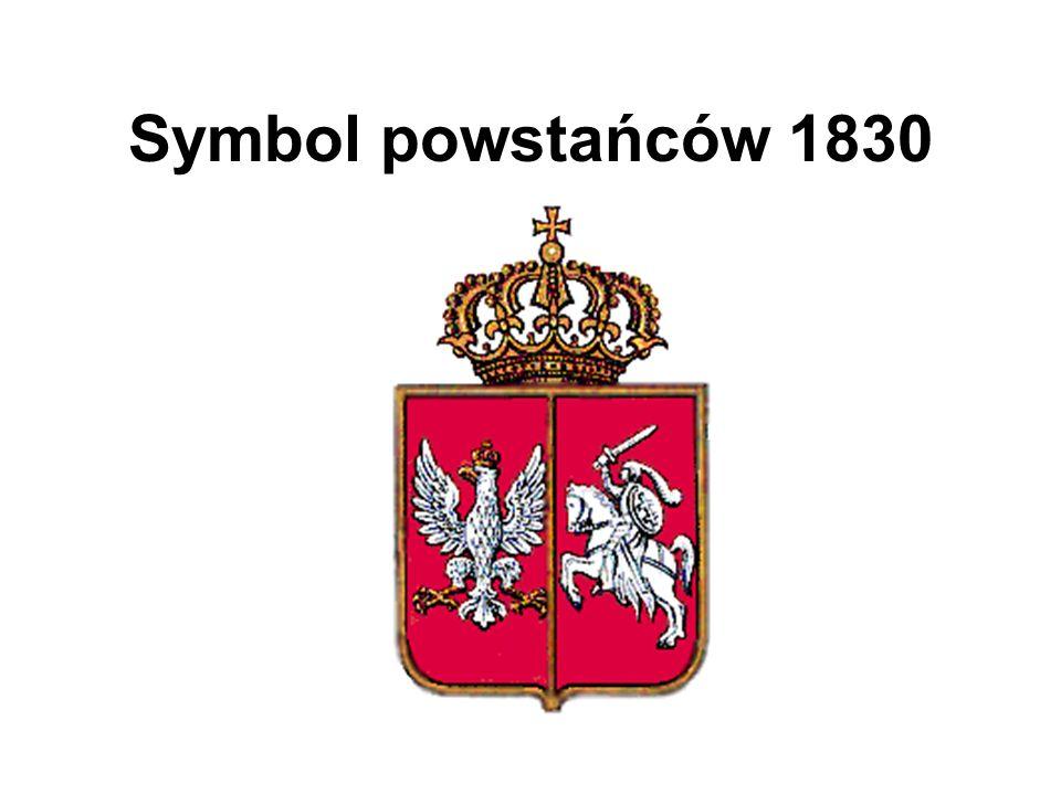 Symbol powstańców 1830