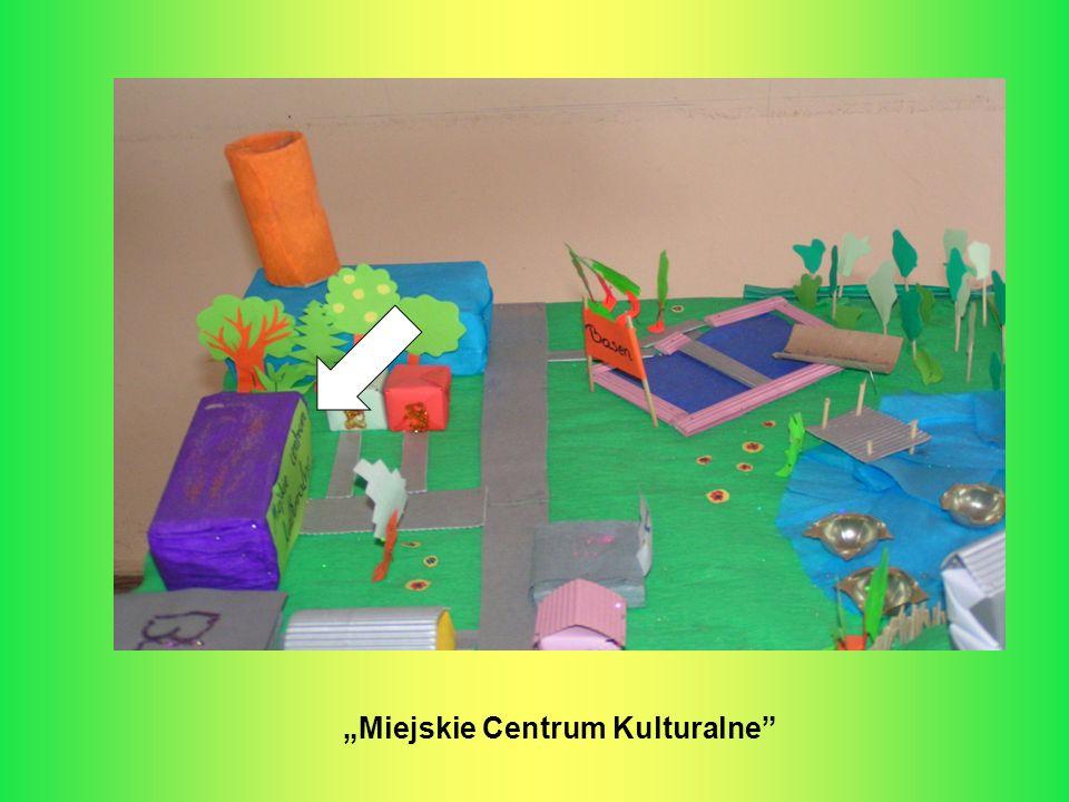 """Miejskie Centrum Kulturalne"