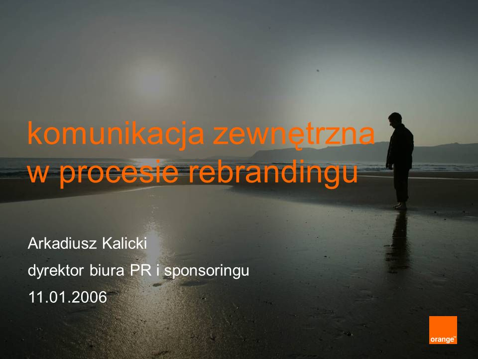 komunikacja zewnętrzna w procesie rebrandingu