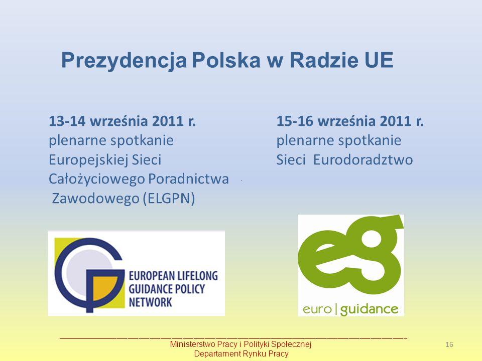 Prezydencja Polska w Radzie UE