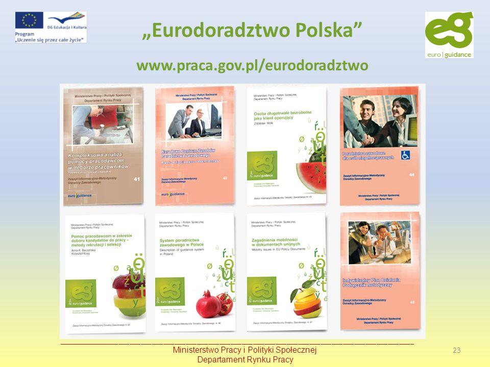 """""""Eurodoradztwo Polska"""