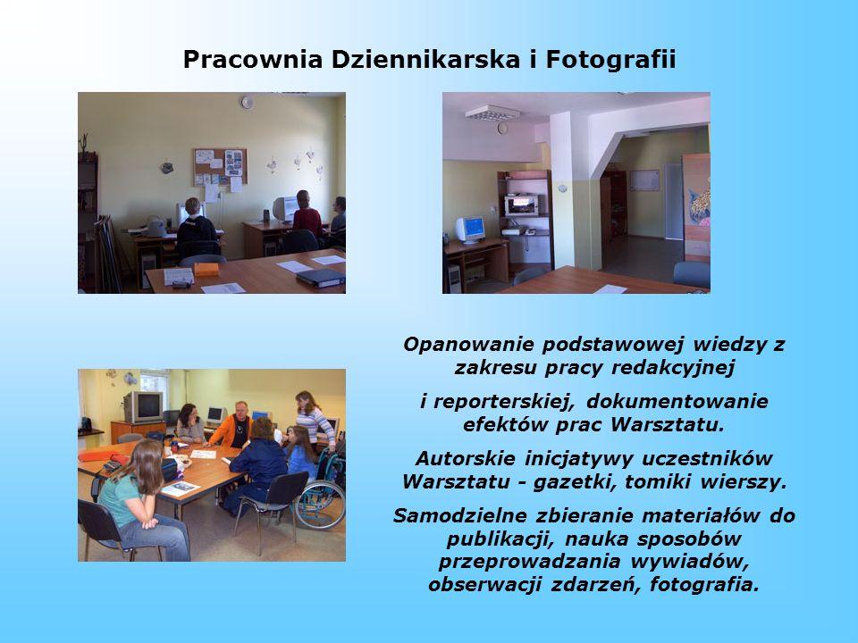 Pracownia Dziennikarska i Fotografii